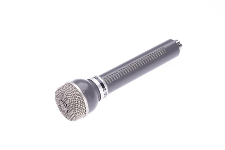 TELEFUNKEN D19 C 200 Vintage Microphone #61336 D-19