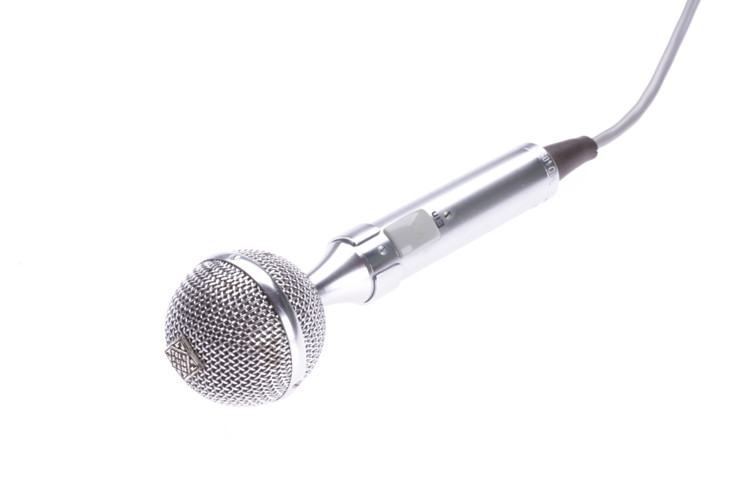 sennheiser md405 s vintage microphone  1886 md