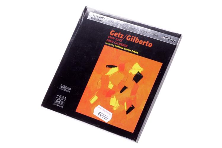 Stan Getz - João Gilberto The Girl From Ipanema
