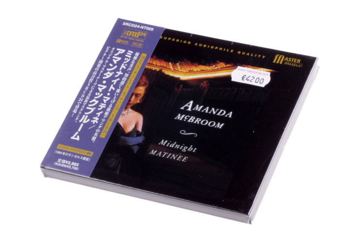 Amanda McBroom - Midnight Matinee -- XRCD24