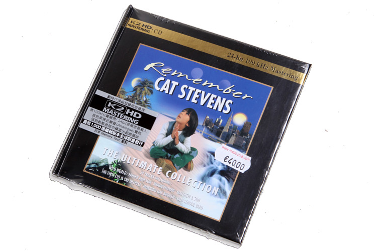 Cat Stevens - The Ultimate Collection -- K2 HD
