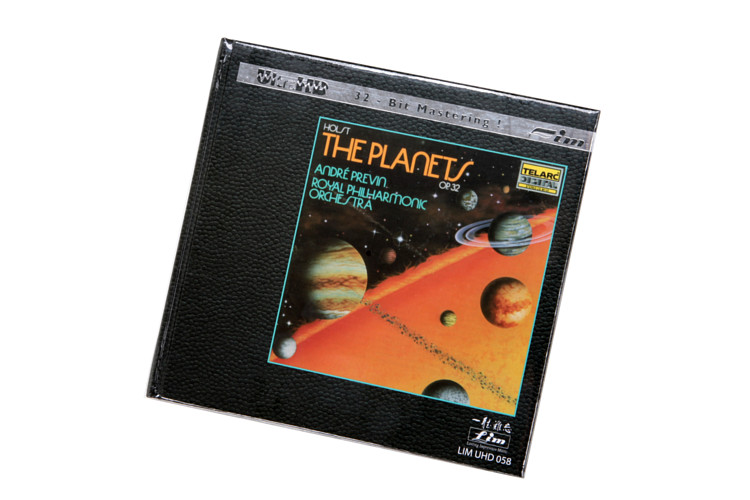 André Previn & Royal Philharmonic Orchestra – Holst: The Planets