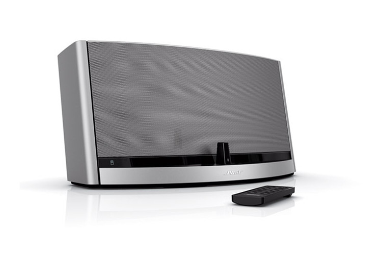bose sounddock 10 bluetooth digital music system silver. Black Bedroom Furniture Sets. Home Design Ideas