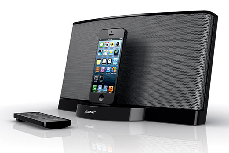bose sounddock serie iii schwarz digital music system. Black Bedroom Furniture Sets. Home Design Ideas