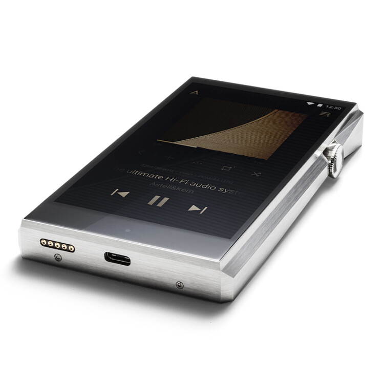 ASTELL&KERN A&ULTIMA SP-1000 Edelstahl Audio-Player