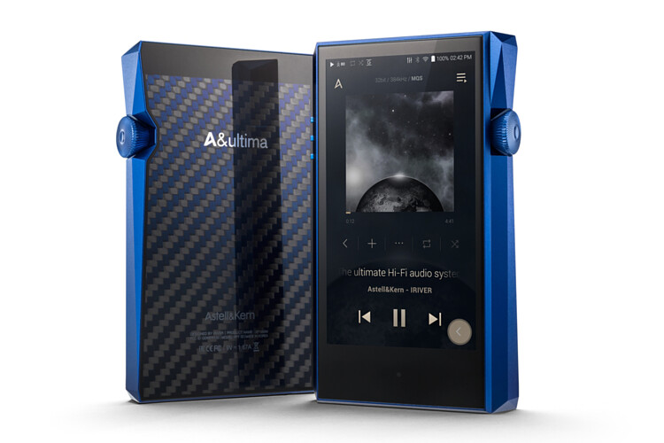 ASTELL&KERN ULTIMA SP1000M hi-res Audio-Player
