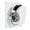 LEHMANN-AUDIO HEADPHONE GALLERY white headphones-stand