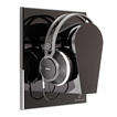 LEHMANN-AUDIO HEADPHONE GALLERY black headphones-stand